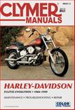 Harley-Davidson Fx/Fl Softail Big-Twin Evolution, 1984-1999, Clymer Publications Staff, 0892878452