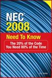 NEC® 2008 Need to Know, Keller, Kimberley, 0071508457