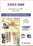 Smst 2008 : Proceedings of the International Conference on Shape Memory and Superelastic Technologies, , 1441908455