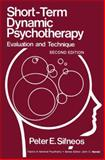 Short-Term Dynamic Psychotherapy : Evaluation and Technique, Sifneos, Peter E., 1489908455