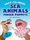 Easy-to-Make Sea Animals Finger Puppets, Mary Beth Cryan, 0486488454