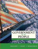 Government by the People 2011 : National, State, and Local, Magleby, David B. and Light, Paul Charles, 0205828450