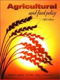 Agricultural and Food Policy, Knutson, Ronald D. and Penn, J. B., 0130648450