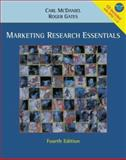 Marketing Research Essentials with SPSS, McDaniel, Carl and Gates, Roger, 0471448451