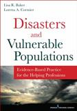 Disasters and Vulnerable Populations 1st Edition