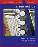 Design Basics, Multimedia Edition, Lauer, David and Pentak, Stephen, 0495128457
