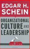 Organizational Culture and Leadership, Schein, Edgar H., 0787968455