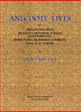 Anecdote Lives of William Hogarth, Sir Joshua Reynolds, Thomas Gainsborough, Henry Fuseli, Sir Thomas Lawrence and J. M. W. Turner, Timbs, John, 0952818450
