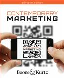 Contemporary Marketing, Boone, Louis E. and Kurtz, David L., 113362846X