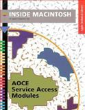 Inside Macintosh : AOCE Service Access Modules, Apple Computers, Inc. Staff, 0201408465