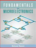 Fundamentals of Microelectronics, Razavi, Behzad, 0471478466
