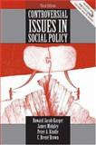 Controversial Issues in Social Policy, Howard Jacob Karger, James Midgley, Peter Kindle, C. Brene Brown, 0205528465