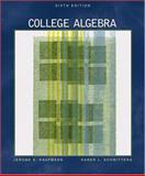 College Algebra, Kaufmann, Jerome E. and Schwitters, Karen L., 0534998461