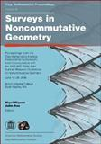 Surveys in Noncommutative Geometry, Nigel Higson and John Roe, 0821838466
