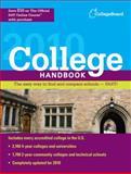 College Handbook 2010, College Board Staff, 0874478464