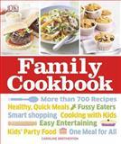 Family Cookbook, Dorling Kindersley Publishing Staff, 1465408460