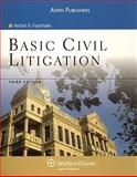 Basic Civil Litigation, Feuerhake, Herbert G., 0735558469