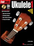 FastTrack Ukulele Method - Book 1, Chad Johnson, 1480308463