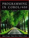 Programming in Cobol/400, Cooper, James and Stern, Nancy, 0471418463