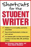Shortcuts for the Student Writer, Silverman, Jay and Hughes, Elaine, 0071448462