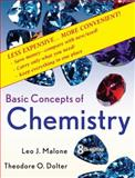 Basic Concepts of Chemistry, 8E Binder Ready Version, Malone, 047041846X