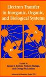Electron Transfer in Inorganic, Organic, and Biological Systems, , 0841218463