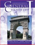 General Chemistry I Laboratory Manual, Rugg, Barry and Abrams, Jerry, 0757538460