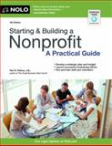 Starting and Building a Nonprofit, J.D., Peri Pakroo, 1413318479
