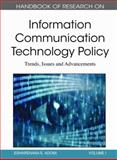 Handbook of Research on Information Communication Technology Policy, Esharenana E. Adomi, 161520847X
