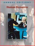 Human Resources 08/09, Maidment, Fred H., 0073528471