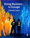 Doing Business in Europe, Suder, Gabriele, 1412918472