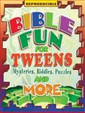 Bible Fun for Tweens, Marcia Stoner, 1426708475