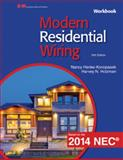 Modern Residential Wiring, Harvey N. Holzman and Nancy Henke-Konopasek, 1619608472