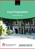 Case Preparation 2009-2010, The City Law School, 0199568472