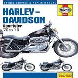 Harley-Davidson Sportser, '70 to '10, John Haynes, 1563928477