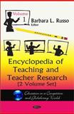 Encyclopedia of Teaching and Teacher Research, Russo, Barbara L., 1617618470