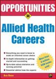 Allied Health Careers, Alex Kacen, 0071438475