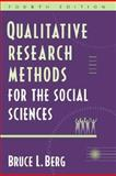 Qualitative Research Methods for the Social Sciences 9780205318476