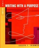 The New Writing with a Purpose, Trimmer, Joseph F., 061831847X