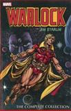Warlock by Jim Starlin, Jim Starlin, 0785188479