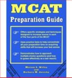 MCAT Preparation Guide 9780813108476