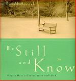 Be Still and Know, Don Aycock, 0805418474
