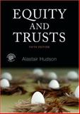 Equity and Trusts, Hudson, Alastair, 041541847X