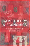 Game Theory and Economics, Montet, Christian and Serra, Daniel, 0333618475