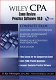 Wiley CPA Examination Review Practice Software 10. 0, Delaney, Patrick R. and Whittington, O. Ray, 0471668486