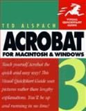Acrobat 3 for Macintosh and Windows, Alspach, Ted, 0201688484