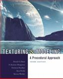 Texturing and Modeling : A Procedural Approach, Ebert, David S. and Musgrave, F. Kenton, 1558608486