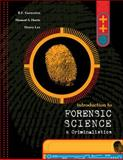 Introduction to Forensic Science and Criminalistics, Lee, Henry C. and Gaensslen, Robert E., 0072988487