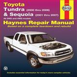 Toyota Tundra (2000 Thru 2006) and Sequoia (2000-2007), John Haynes, 1563928485