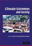 Climate Extremes and Society, , 0521298482